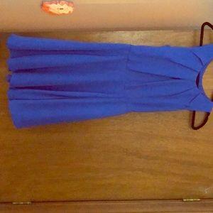 A pretty blue dress Size 2.